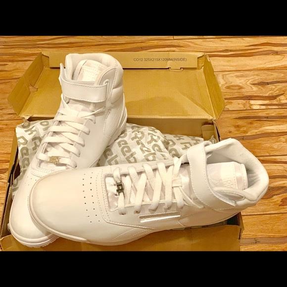 check out 89e4d 7b29c Reebok Ex-o-fit Men's White Sneaker New